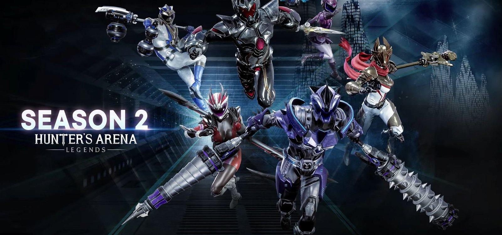 Hunter's Arena: Legends Update 1.12