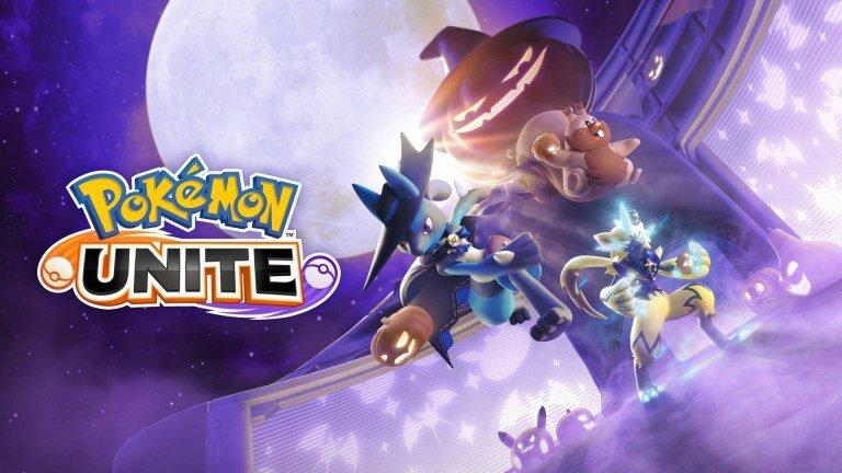Pokemon Unite - Halloween 2021