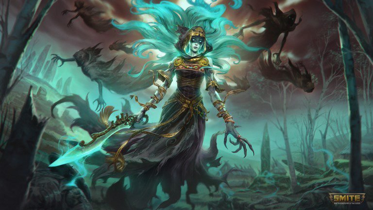 SMITE 8,10 Update Patch Notes